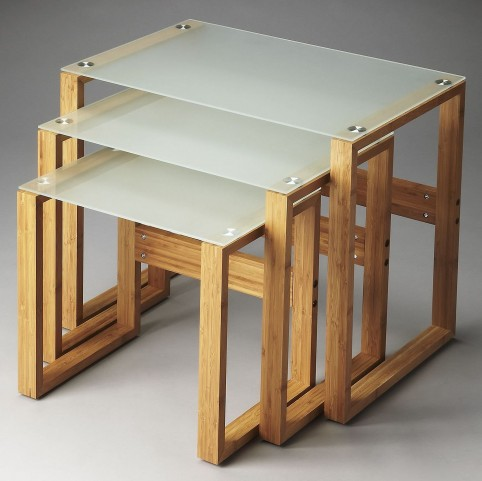 Arliss Loft Nesting Tables