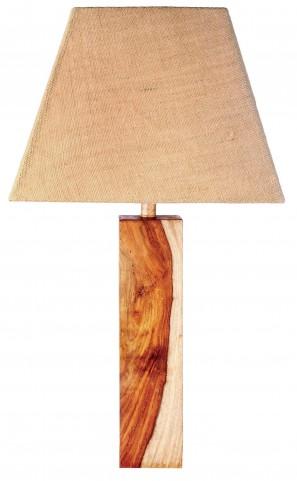 Sheesham Table Lamp
