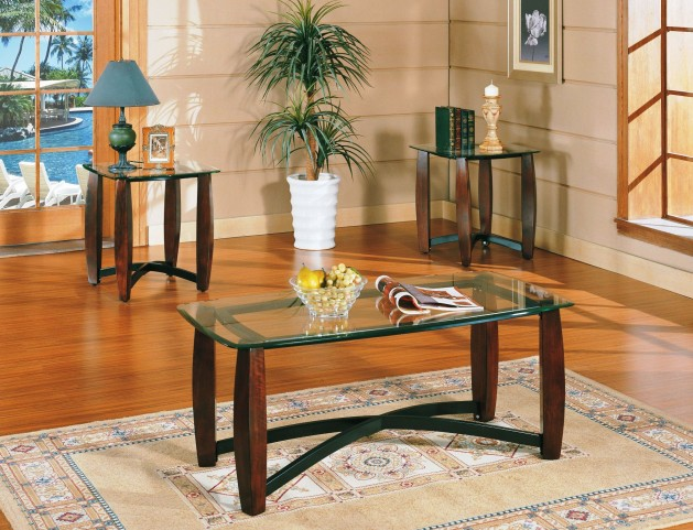 La Styla 3-in-1 Occasional Table Set