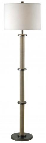 Spool Floor Lamp