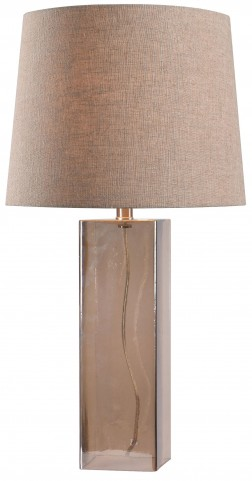 Blake Champagne Table Lamp