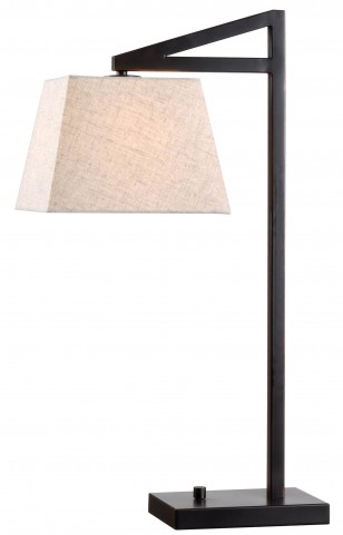 Intersect Oil Rubbed Bronze Table Lamp
