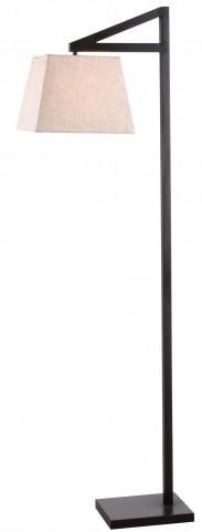 Intersect Oil Rubbed Bronze Floor Lamp