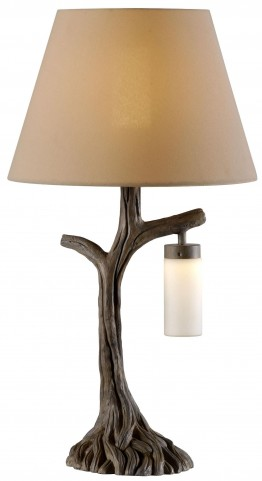 Banyan Driftwood Outdoor Table Lamp