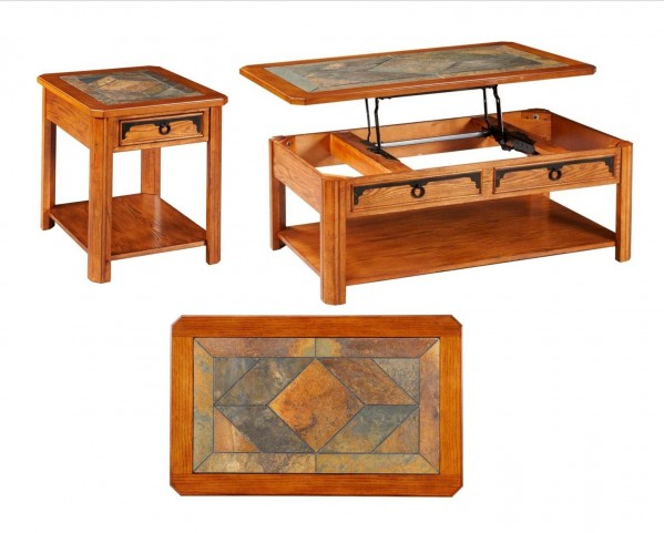 Quail Valley Occasional Table Set