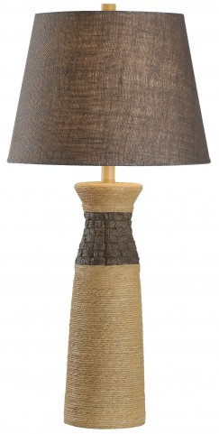 Sisal Rope Table Lamp