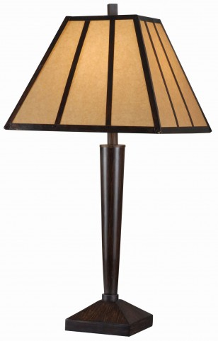 Montana Bronze Table Lamp