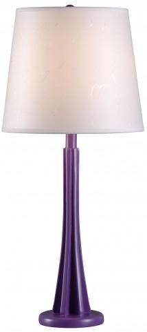 Swizzle Grape Table Lamp