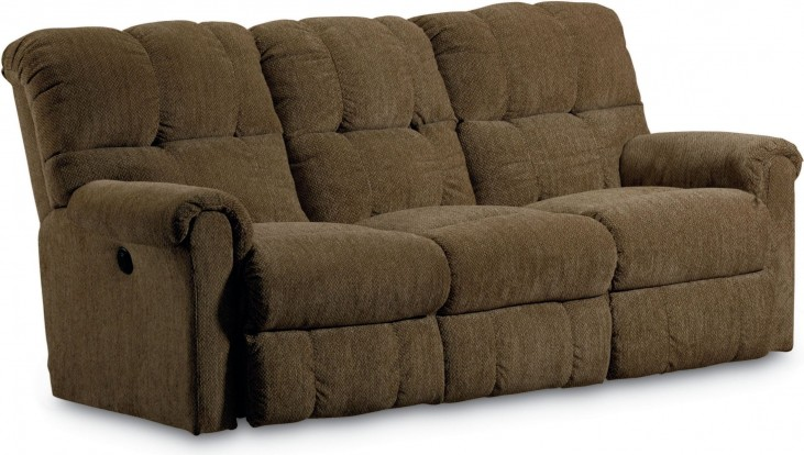 Griffin Double Reclining Power Sofa