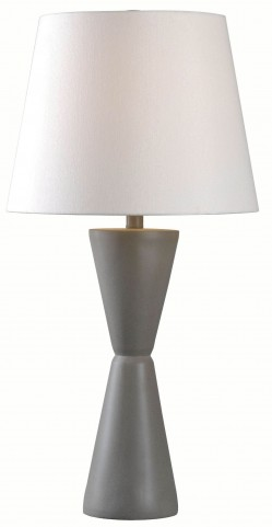 Tiempo Concrete Table Lamp