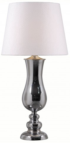Allons Chrome Table Lamp