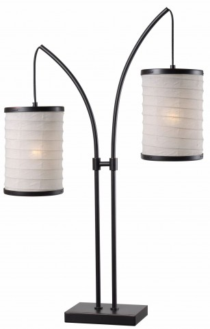 Lanterna Oil Rubbed Bronze Table Lamp