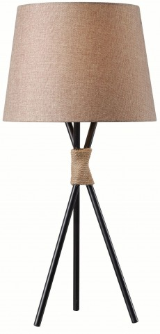 Trio Bronze Table Lamp