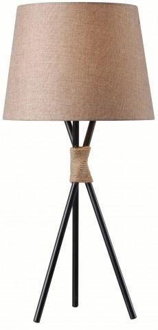 Trio Bronze Table Lamp