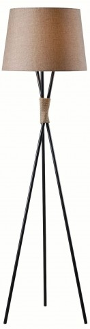 Trio Bronze Floor Lamp