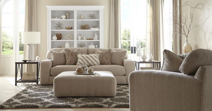 Serena Oyster Living Room Set