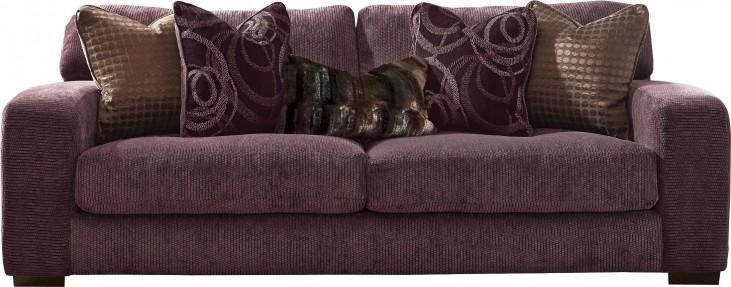 Serena Plum Sofa