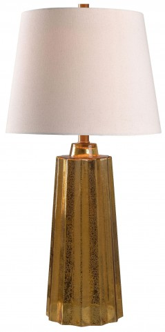Morningstar Gold Table Lamp