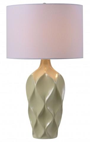 Newport Pistachio Table Lamp