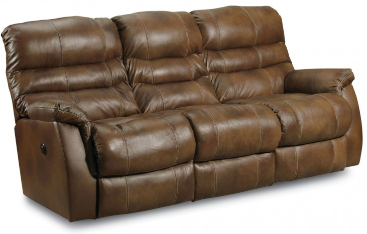 Garrett Double Reclining Power Sofa