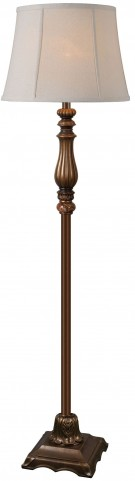 Turner Gold Floor Lamp