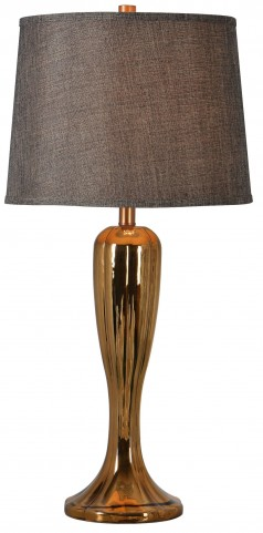 Florian Gold Table Lamp