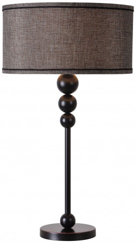 Margot Oil Rubbed Bronze Steel Table Lamp