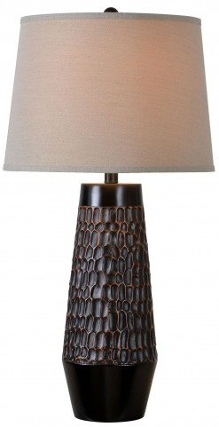 Vienna Copper Bronze Table Lamp