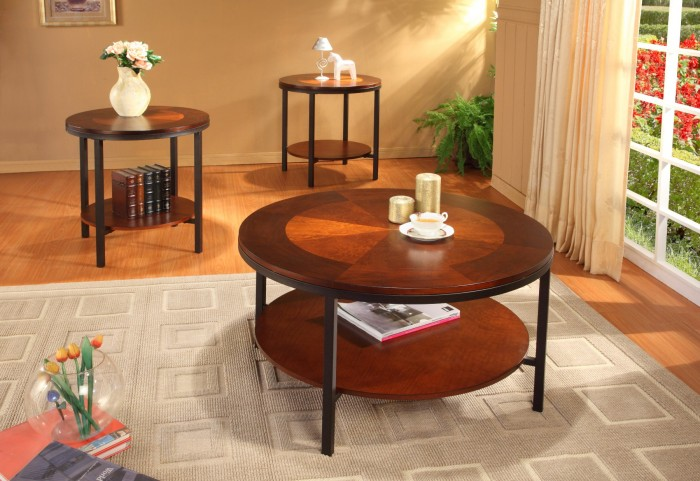 Citrion 3 Piece Occasional Table Set
