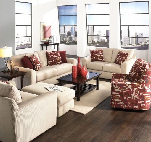Sutton Doe Living Room Set