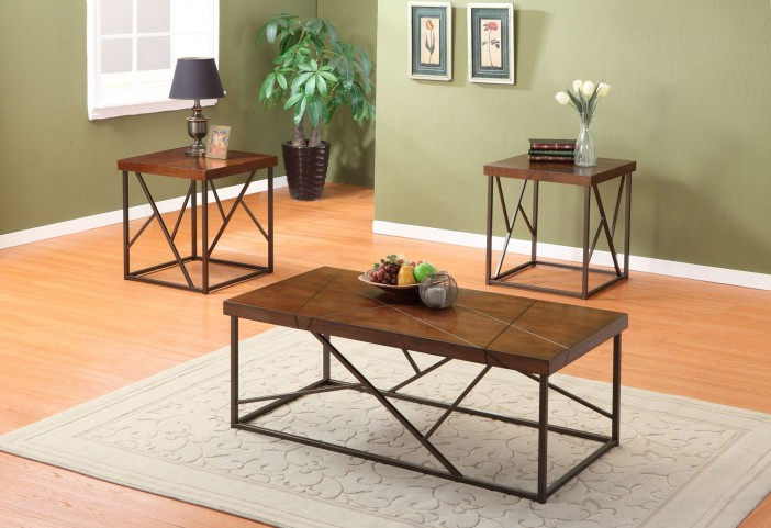 Franks 3-in-1 Occasional Table Set