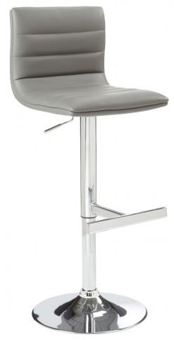 Motivo Grey Adjustable Barstool