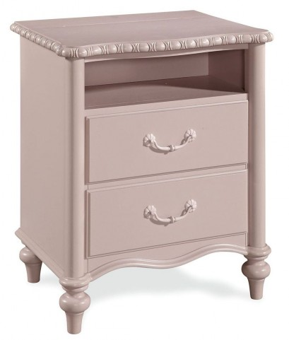 Bellamy Smartstuff Antique Rose 2 Drawer Nightstand
