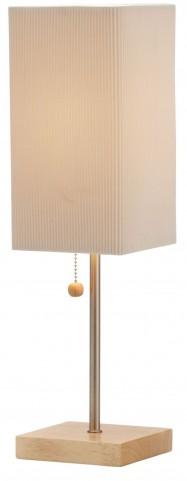 Angelina Natural Table Lamp