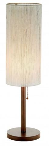 Hamptons Walnut Table Lamp