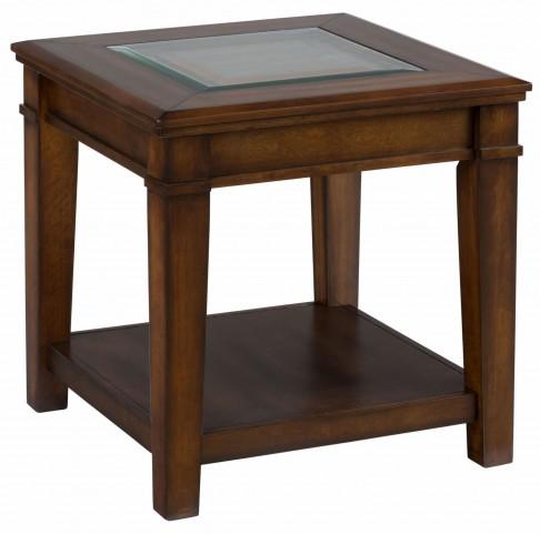 Lexington Brown End Table