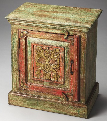 Jaljira Artifacts Accent Cabinet