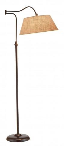 Rodeo Antique Bronze Floor Lamp