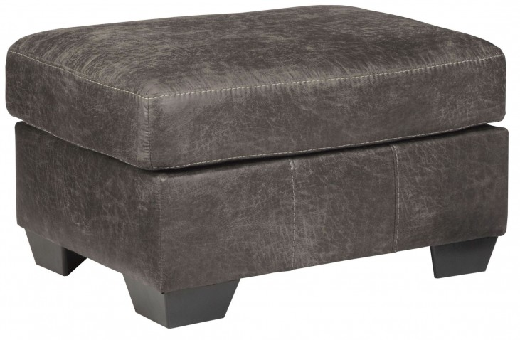 Havilyn Charcoal Ottoman