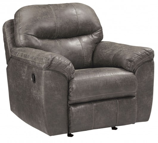 Havilyn Charcoal Rocker Recliner