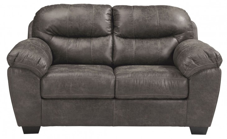 Havilyn Charcoal Loveseat