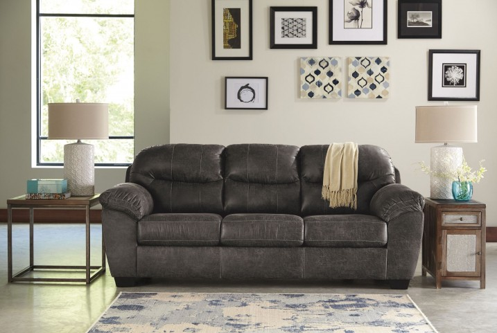 Havilyn Charcoal Sofa