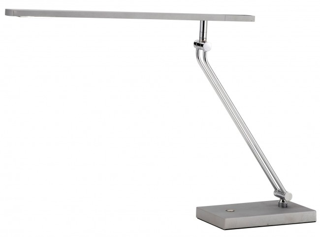 Saber Steel Led Desk Lamp