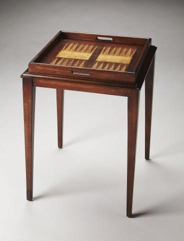 Garrett Plantation Cherry Game Table