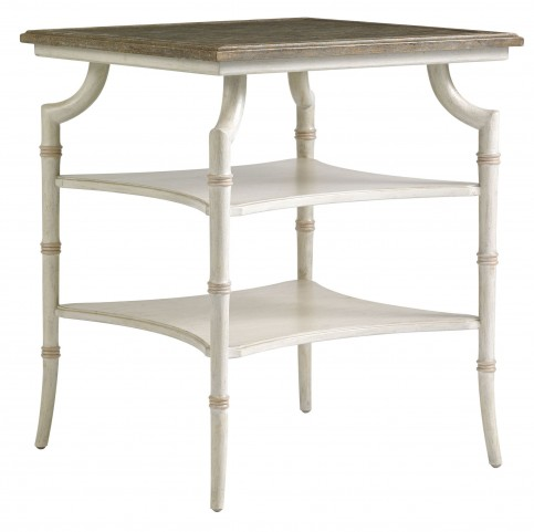 Preserve Orchid Saybrook Lamp Table