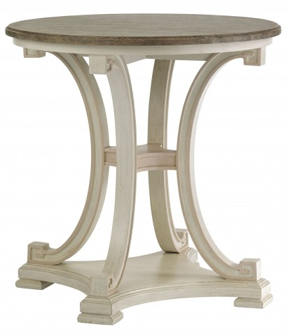 Preserve Orchid Myrtle Lamp Table
