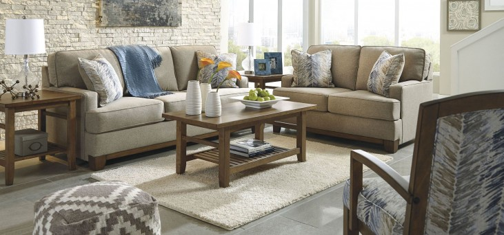 Hillsway Pebble Living Room Set