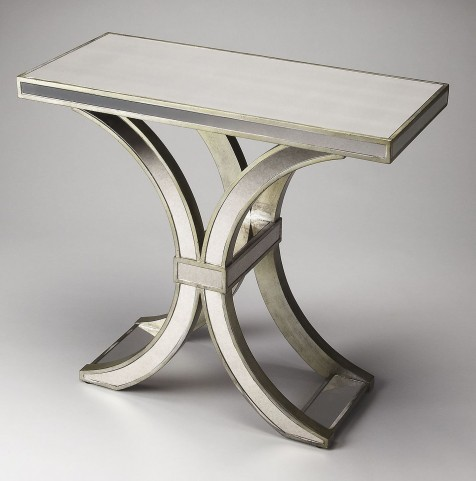 Stefano Masterpiece Mirror Console Table