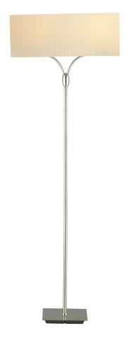 Wishbone Steel Floor Lamp