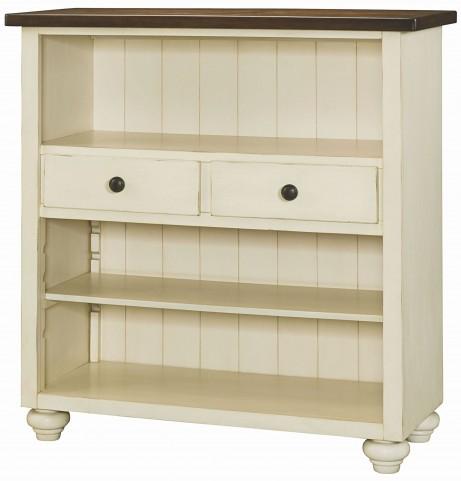 Heartland Smoky Brown Bookcase